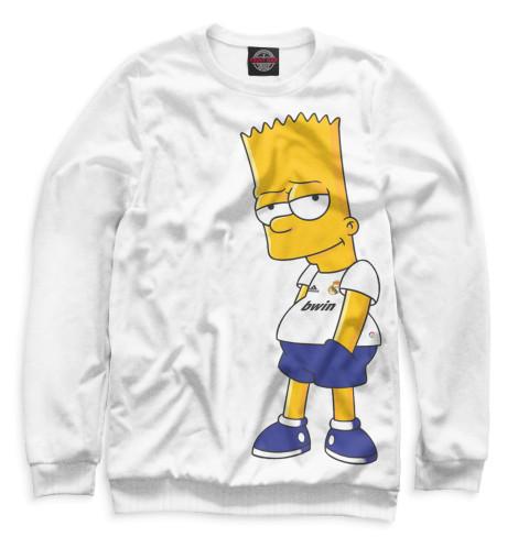 Женский свитшот Барт