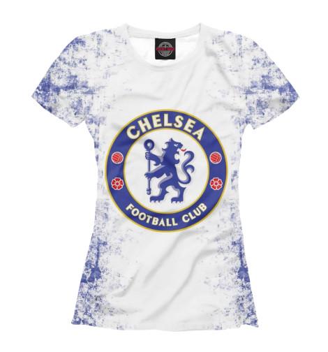 Купить Футболка для девочек FC Chelsea CHL-453396-fut-1
