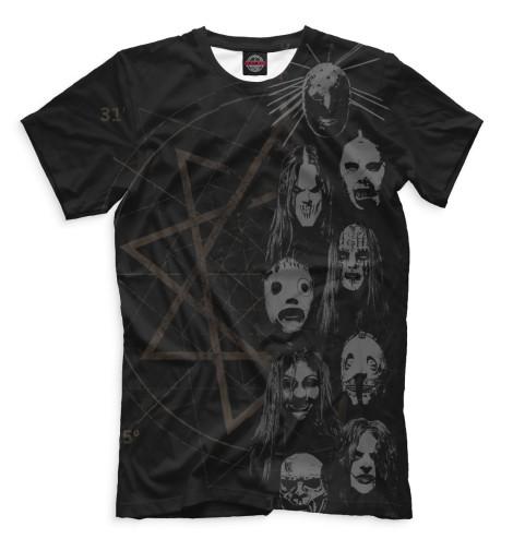 Купить Мужская футболка Slipknot SLI-889281-fut-2