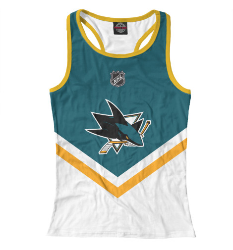 Майка борцовка Print Bar San Jose Sharks майка don jose майка page 7