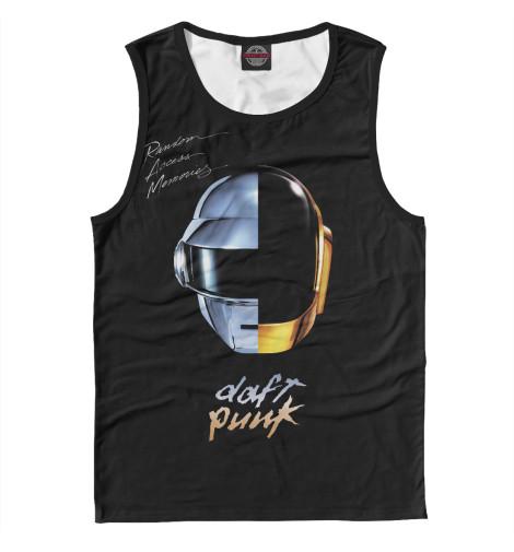 Купить Мужская майка Daft Punk DFP-657646-may-2