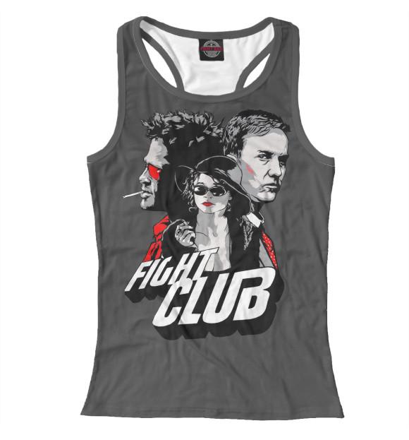 Купить Женская майка-борцовка Fight Club BOY-986836-mayb-1