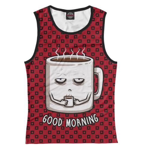 Майка Print Bar Good Morning