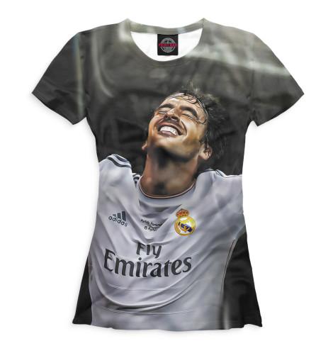 Женская футболка Гонзалес