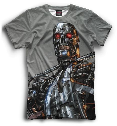 Купить Мужская футболка Терминатор TER-622291-fut-2