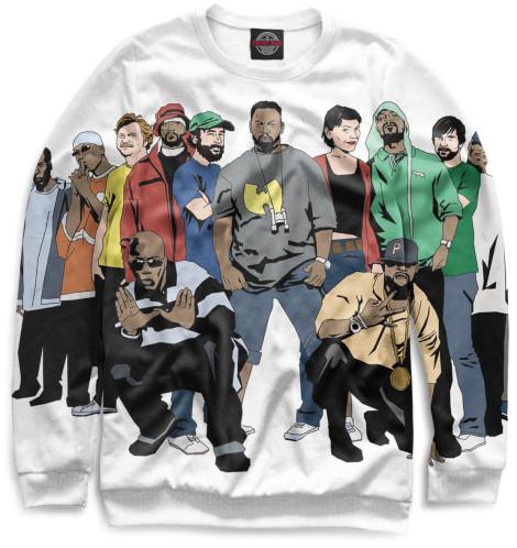Женский свитшот Wu-Tang Clan