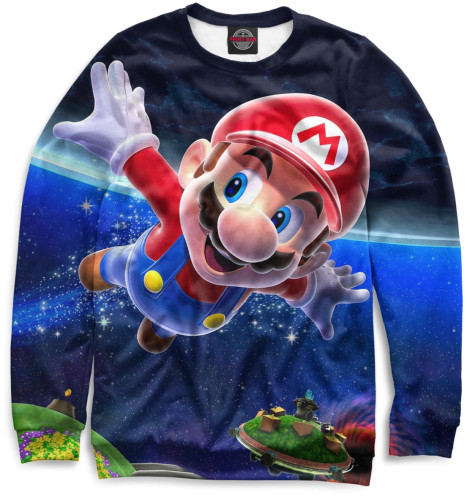 Мужской свитшот Mario