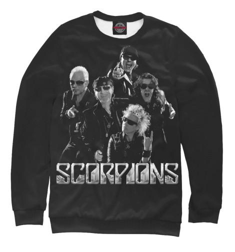 Свитшот Print Bar Scorpions scorpions scorpions sting in the tail