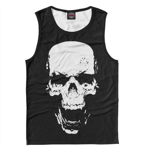 Майка Print Bar Skull худи print bar skull