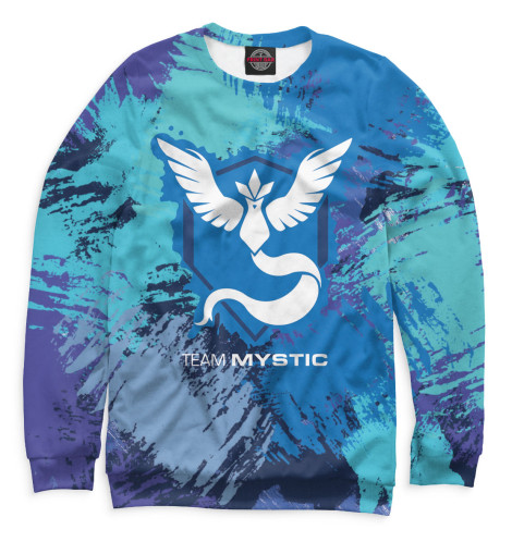 Свитшот Print Bar Team Mystic цена