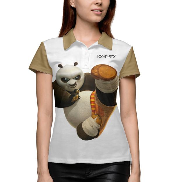Купить Поло для девочки Кунг-фу панда MFR-372310-pol-1