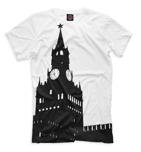 Мужская футболка Москва