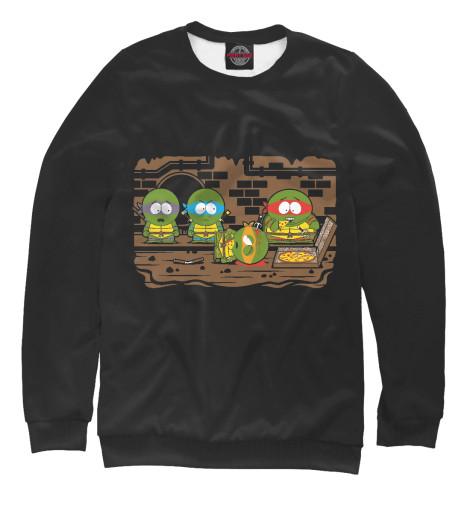 Свитшот Print Bar Turtles - South Park свитшот print bar brooklyn turtles