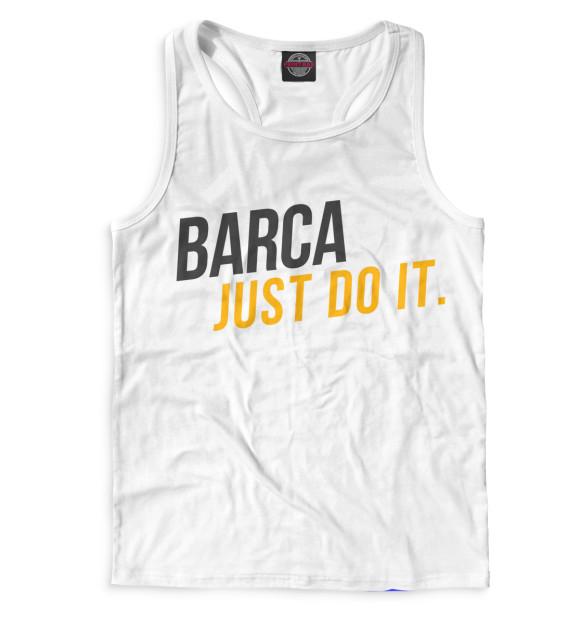 Купить Мужская майка-борцовка Barca BAR-144665-mayb-2