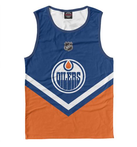 Майка Print Bar Edmonton Oilers худи print bar edmonton oilers