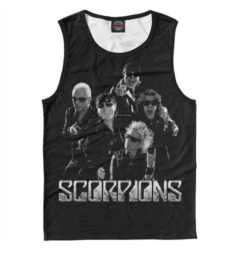 Майка Print Bar Scorpions scorpions blackout cd dvd