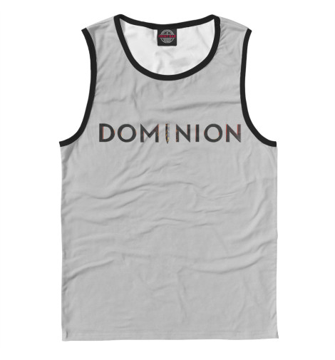 Майка Print Bar Dominion футболка print bar доминион