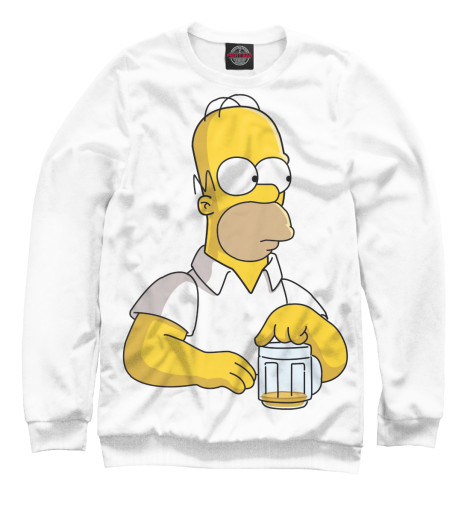 Свитшот Print Bar Homer худи print bar homer logan
