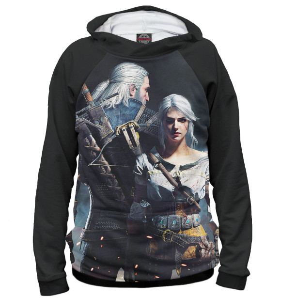 Худи для мальчика The Witcher