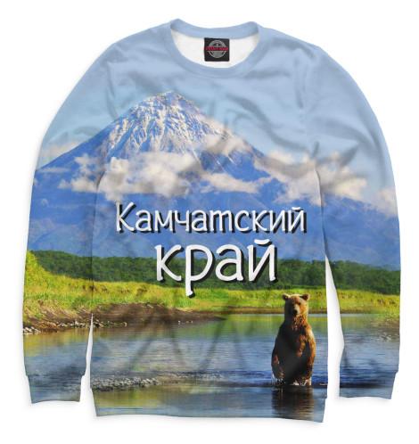 Свитшот Print Bar Камчатский край авиабилеты цены рейсы г петропавловск камчатский
