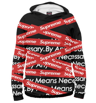 Женское Худи Supreme The North Face