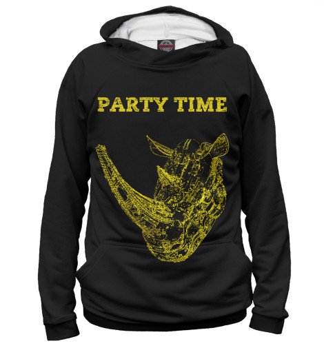 Худи Print Bar PARTY TIME тостер ariete 186 party time red