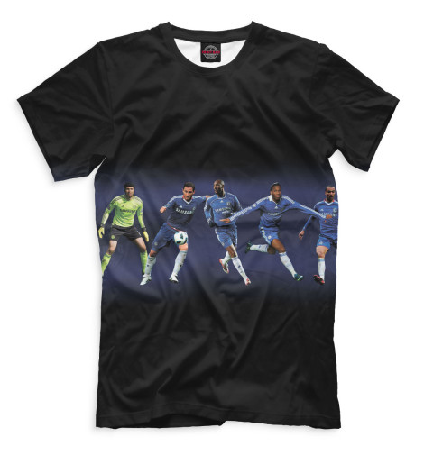 Мужская футболка Chelsea