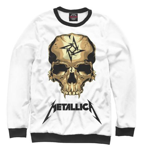 Свитшот Print Bar Metallica Skull худи print bar metallica skull