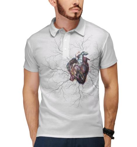 Купить Поло для мальчика The Heart VRC-634417-pol-2