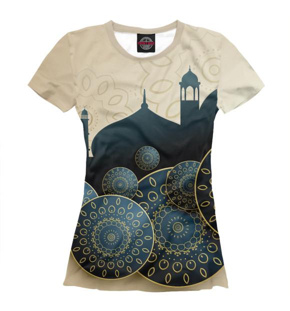 Купить Футболка для девочек Mosque ISL-261073-fut-1