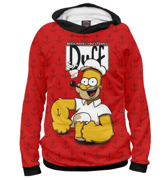 Купить Худи для девочки Duff Beer SIM-233754-hud-1