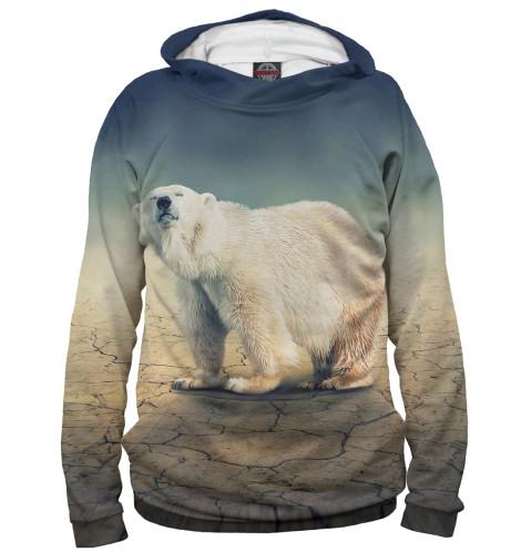 Купить Мужское худи Медведь MED-702387-hud-2