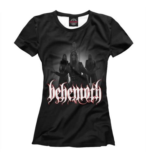 Купить Футболка для девочек Behemoth MZK-387019-fut-1