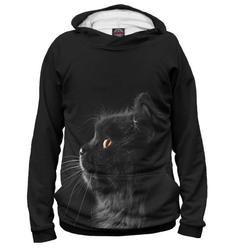 Купить Женское худи кот CAT-630895-hud-1
