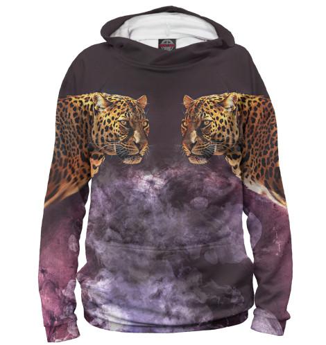 Купить Худи для мальчика Леопард HIS-664198-hud-2