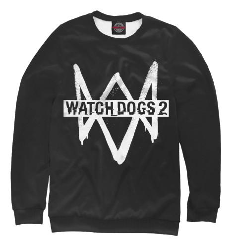 Свитшот Print Bar Watch Dogs 2 цена и фото