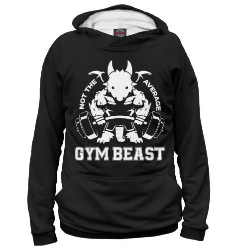 Худи Print Bar Gym Beast худи print bar gym woof
