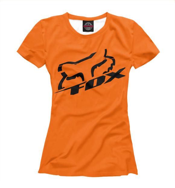 Купить Футболка для девочек FOX APD-752595-fut-1