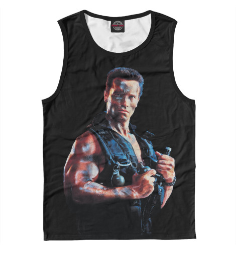 Майка Print Bar Commando набор фигурок rebel commando pao