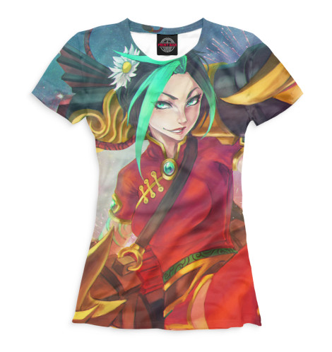 Футболка Print Bar Firecracker Jinx