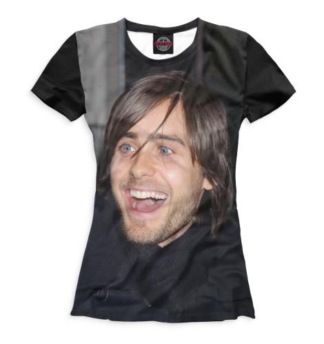 Женская футболка Jared Leto