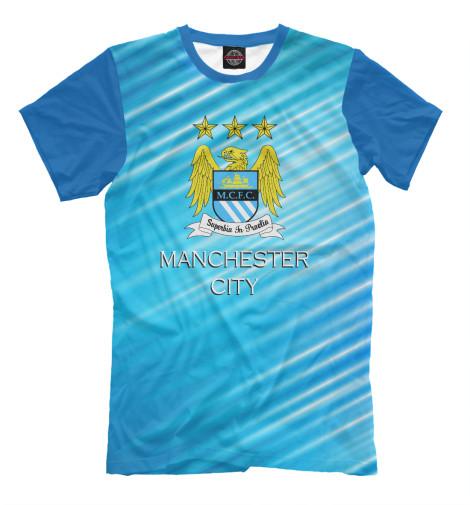 Купить Мужская футболка Manchester City MNC-278312-fut-2