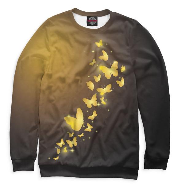 Купить Женский свитшот Бабочки NAS-688878-swi-1