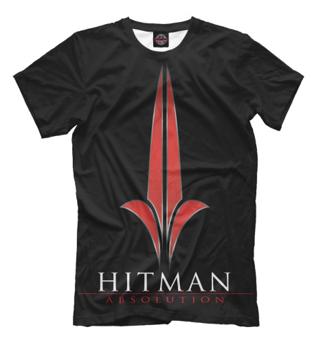 все цены на Футболка Print Bar Hitman Absolution
