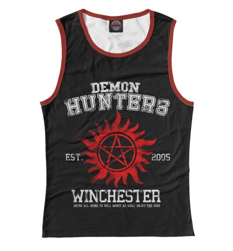 Майка Print Bar Demon Hunters футболка print bar demon hunters