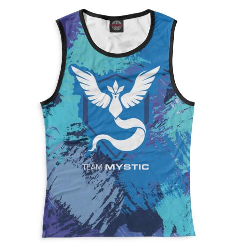 Купить Майка для девочки Team Mystic PKM-278999-may-1