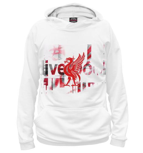 Худи Print Bar FC Liverpool бовари