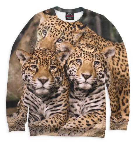 Купить Женский свитшот Леопард HIS-791864-swi-1