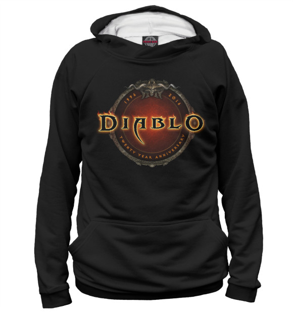 Купить Мужское худи Diablo DIO-550017-hud-2