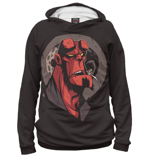 Худи Print Bar Hellboy hellboy the art of hellboy